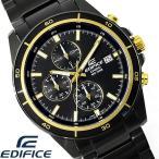 カシオ エディフィス 腕時計 メンズ CASIO EDIFICE クロノグラフ EFR-526BK-1A9