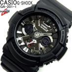 ショッピングShock CASIO G-SHOCK カシオ 腕時計 GA-201-1 Gショック アナデジ
