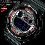 ショッピングShock G-SHOCK カシオ 腕時計 CASIO Gショック メンズ GD-120TS-1 デジタル