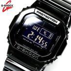 カシオ CASIO Gショック G-SHOCK ジーショック 腕時計 メンズ 電波ソーラー グロッシー・ブラックシリーズ GW-M5610BB-1