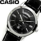 カシオ CASIO クオーツ メンズ 腕時計 チープカシオ MTP-1381L-1A ブラック