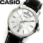 カシオ CASIO クオーツ メンズ 腕時計 チープカシオ MTP-1381L-7A シルバー