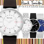 ポールスミス Paul Smith メンズ 腕時計 GAUGE ゲージ 41mm