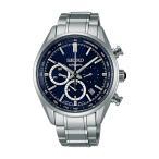 国内正規品 ブライツ セイコー 腕時計 自動巻 メカニカル クロノグラフ チタン メンズ SDGZ017 取り寄せ