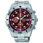クロノグラフ セイコー メンズ 腕時計 SEIKO セイコー レア 人気 限定 ステンレス プレゼント ギフト ブランド バレンタイン SNDE15P1