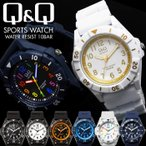 腕時計 シチズン Q&Q スポーツウォッチ 10気圧防水 ユニセックス 腕時計