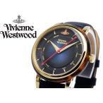 ショッピングウエストウッド ヴィヴィアンウエストウッド VivienneWestwood 腕時計 ウォッチ レディース ブランド ネイビー レザー VV158BLBL