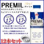 プレミル(PREMiL)カラダしっかり 720ml×12本/森永乳業