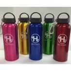 水素水専用アルミボトル 5本セット (カラー選択可)