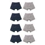 尿漏れパンツ 男性用 尿もれトランクス メンズ さわやかボクサーパンツ  10枚組