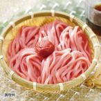 丸ざる 梅うどんセット5食