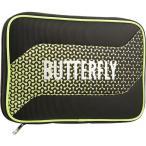 バタフライ(Butterfly) 卓球ラケットケース メロワ・ケース 62800 ライム