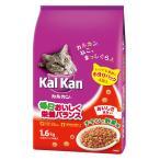 (まとめ)カルカン ドライ チキンと野菜味 1.6kg (ペット用品・猫フード)〔×6セット〕