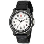 ビクトリノックス メンズ 249086 元 XL アナログ表示スイス製クオーツ時計ブラック