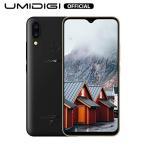 UMIDIGI Power SIMフリースマートフォン Android 9.0 6.3インチ FHD 大画面ノッチ付きディスプレイ 5150mAh大容量バッテリ