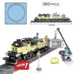 ブロック互換 レゴ 互換品 レゴマースクトレイン 鉄道 電車 クリスマス プレゼント