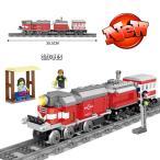 ブロック互換 レゴ 互換品 レゴ機関車 鉄道 電車 クリスマス プレゼント