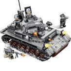ブロック互換 レゴ 互換品 レゴミリタリー戦車 ドイツ IV号戦車 互換品クリスマス プレゼント