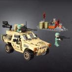 ブロック互換 レゴ 互換品 レゴミリタリー軽装甲機動車 互換品クリスマス プレゼント