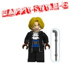 レゴ レゴブロック LEGO レゴミニフイグ ワンピース 8体セット 互換品 クリスマス プレゼント
