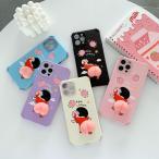 クレヨンしんちゃん iPhoneケース iPhone12 Pro MAX iPhone11 iPhoneXS iPhoneSE  可愛い スマホケース 耐衝撃 グッズ キャラクター