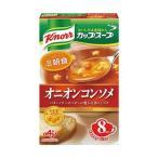 (まとめ)味の素 クノール カップ スープオニオンコンソメ 11.5g 1箱(8食)〔×20セット〕