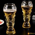 父の日 プレゼント ビールグラス ビアジョッキ 450ml タンブラー サッカー ビール グラス アルコールグラス ビールジョッキ コップ おしゃれ