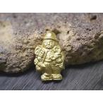 ボリビアの原住民の間で福の神として大切にされている人形(黄金エケコ)