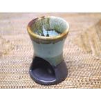 アロマポット/タイのセラドン焼き陶器製(丸シェイプタイプ)