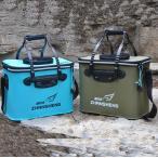 魚収容箱 釣り用箱 フィッシングボックス 釣り箱 収容ボックス 収容ケース  エサ箱 EVA 大容量 水槽
