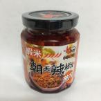 老騾子朝天えび入り辛味調味料  蝦米朝天辣椒 240g