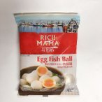 【期間限定10%OFF】富媽媽 魚包蛋 魚団子 スープ・お鍋の素 中華食材 冷凍食品 200g 冷凍食品