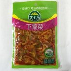 下飯菜  吉香居 スパイシザーサイ  180g 中華ザーサイ 中華食材