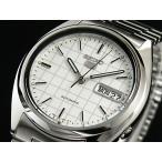 セイコー5 腕時計 自動巻き メンズ SNXF05K 自動巻き腕時計