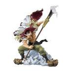 フィギュアーツZERO ONE PIECE エドワード・ニューゲート -白ひげ海賊団船