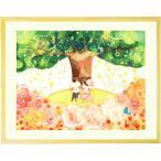 結婚記念日 プレゼント 嫁 妻 結婚祝い 幸せアート(Shine Tree/Sサイズ 名前入り) 入籍祝い 10周年 1周年 10年目 1年目 女友達