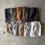 OMNES リラックスゆるパンツ テーパードストレッチイージーパンツ 全10色7サイズ展開 レディース ロングパンツ ボトムス テーパードパンツ