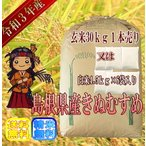 新米 令和元年産 玄米30kg   島根県産きぬむすめ