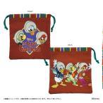 Disney(ディズニー) キデイランド オリジナルデザイン 『三人の騎士』 スクエア巾着