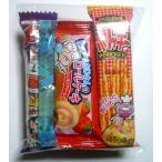 お菓子 駄菓子 詰め合わせ OPP袋入り 100円 Aセット