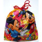 お菓子 駄菓子の詰め合わせ ディズニー カラフル巾着袋入り 100円