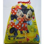 お菓子 駄菓子 詰め合わせ ディズニー  大判巾着袋入り 200円  クリスマス 子供 ギフト 景品