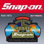[残りわずか] Snap-on スナップオンツールズ ビンテージステッカー USA #SSX1873 [ゆうパケット送料無料]