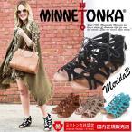 ショッピングミネトンカ MINNETONKA ミネトンカ 正規販売代理店 MN71607 MERIDA3 サイズ交換片道無料 レディース 靴 タッセル