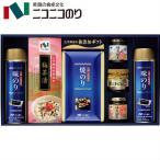 ニコニコのり 和食満彩海苔・お茶漬け・瓶詰詰合せ SG0-106-6 WM-50R ギフト 贈答品