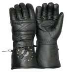 Leather Gauntlet Glove(コンチョ付)