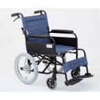ショッピング車 車椅子 軽量 車いす 折りたたみ MW-16AN
