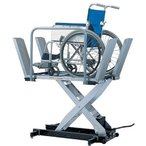 車椅子用昇降機 ゼロハイトリフト150