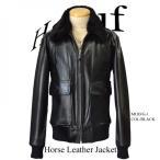 ライダース ジャケット バイク  ジャンパー メンズ 革ジャン 本革 ミリタリー 大きいサイズ 3L フライトジャケット レザージャケット ブラック g1bk