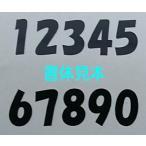駐車場番号【数字0〜9】【H160】刷り込み板 吹き付け板 ステンシル スプレー板 マーキングプレート 駐車場・駐輪場 刷り込みプレート 吹付プレート 駐車場